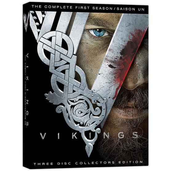 Vikings: Season 1 - DVD