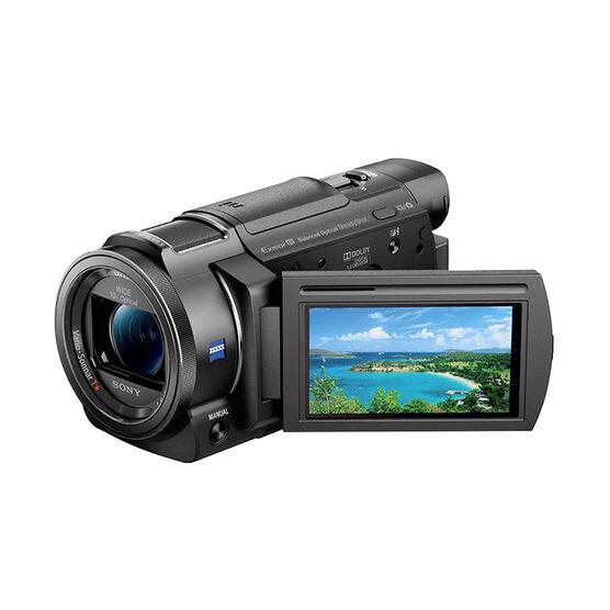 Sony FDRAX33 4K Handy Cam - Black - FDRAX33B