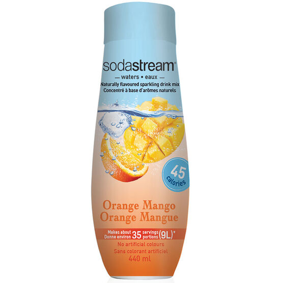 SodaStream Fruit Water - Orange Mango - 440ml
