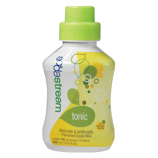 SodaStream Syrup - Tonic - 500ml