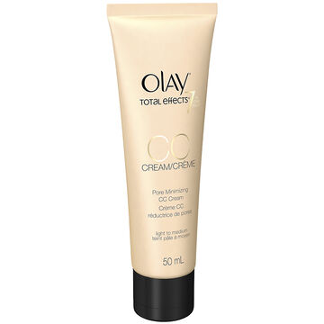 Olay Total Effects CC Cream Pore Minimizing  - Light to Medium - 50ml