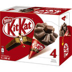 Nestle Kit Kat Cone - 4x100ml