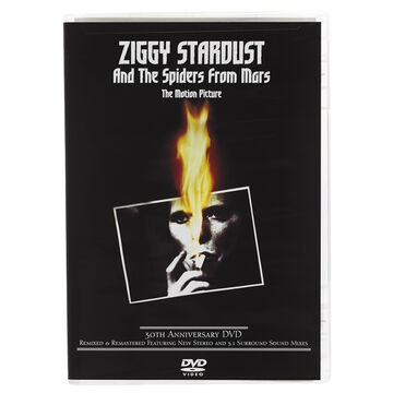 Ziggy Stardust And The Spiders From Mars: The Motion Picture - DVD