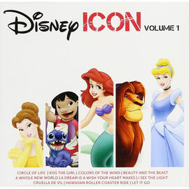 Disney - ICON - Volume 01 - CD