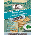 Eat Real Quinoa Chips - Sour Cream - 80g