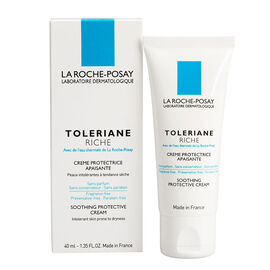 La Roche-Posay Toleriane Rich Soothing Protective Cream - 40ml