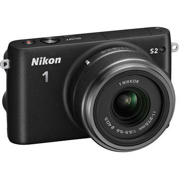 Nikon 1 S2 w/10-30mm - Black