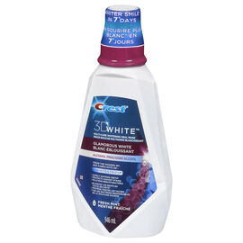 Crest 3D White Multi-Care Whitening Oral Rinse - Fresh Mint - 946ml