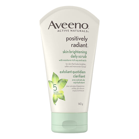 Aveeno Skin Brightening Daily Scrub - 140g