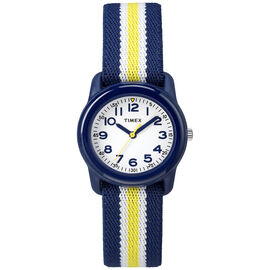 Timex Youth Watch - Blue/Yellow - TW7C05800KU