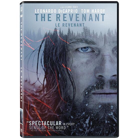 The Revenant - DVD