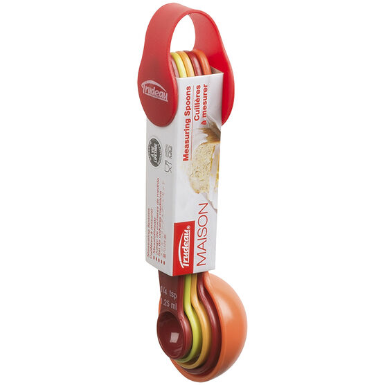 Home Presence Measuring Spoons - Assorted Colours
