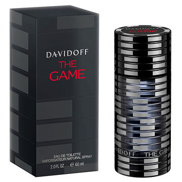 Davidoff The Game Eau de Toilette Spray - 60ml