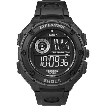 Timex Expedition Vibe Shock - Black - T49983AW