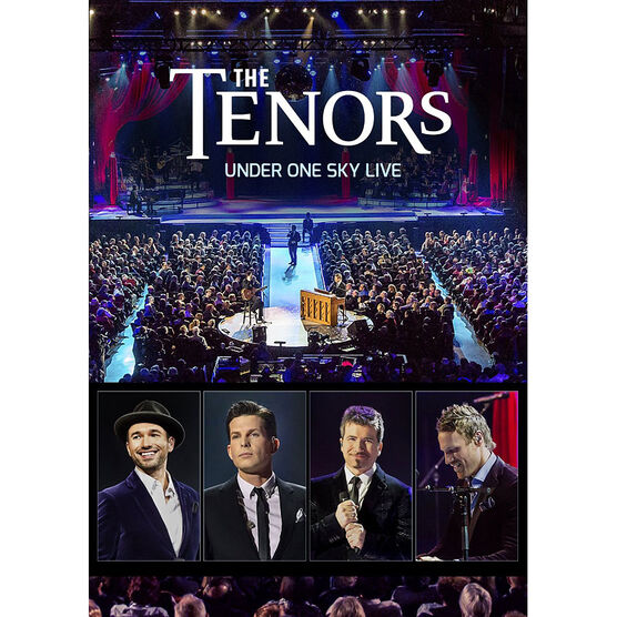 The Tenors - Under One Sky Live - DVD