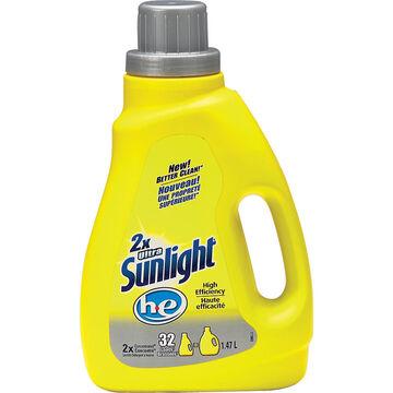 Sunlight 2X Ultra Liquid Laundry Detergent - 1.47L