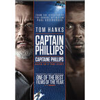 Captain Phillips - DVD + Ultraviolet/Digital Copy