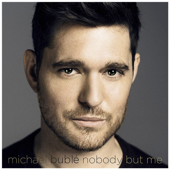 PRE-ORDER: Michael Buble - Nobody But Me - Silver Vinyl