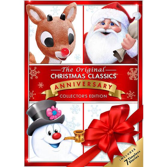 The Original Christmas Classics Gift Set - DVD
