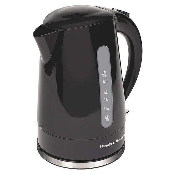 Hamilton Beach Cordless Kettle - Black - 40827