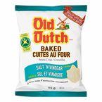 Old Dutch Baked Potato Crisps - Salt'n Vinegar - 55g