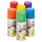 Halloween Fluorescent Hairspray - Assorted