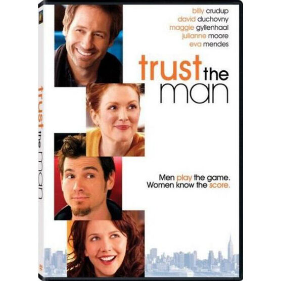 Trust The Man - DVD