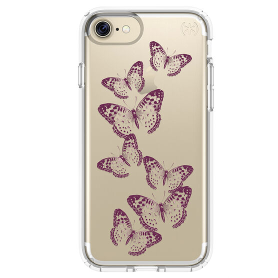 Speck Presidio Clear Graphics for iPhone 7 - Rose Gold - SPK799915947