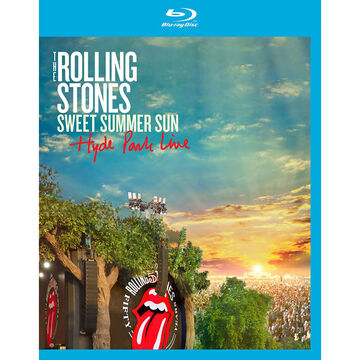 The Rolling Stones - The Sweet Summer Sun - Hype Park Live - Blu-ray