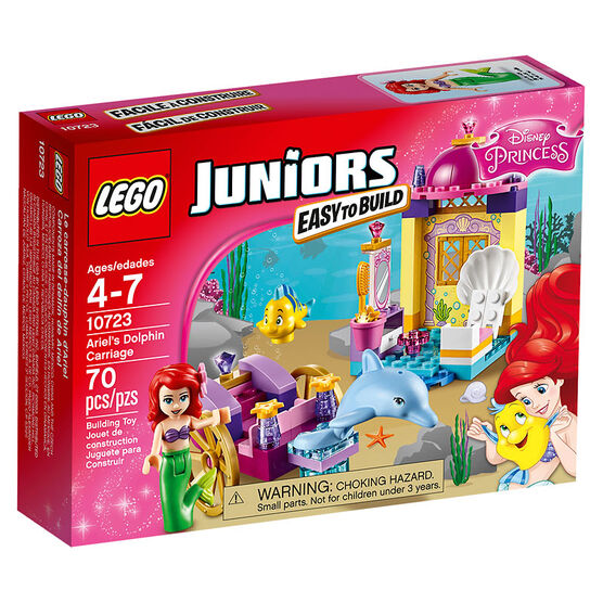 Lego Juniors - Ariel's Dolphin Carriage