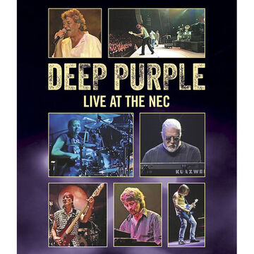 Deep Purple - Live at the NEC - DVD