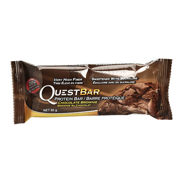 Quest Protein Bar - Chocolate Brownie - 60 g