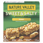 Nature Valley Sweet & Salty Chewy Nut Bars - Peanut - 175g / 5 pack