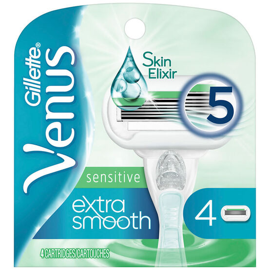 Gillette Venus Embrace Cartridge - Sensitive Skin - 4's