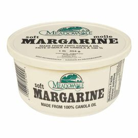 Meadowvale Soft Margarine - 454g