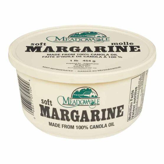 Meadowvale Soft Margarine - 454g
