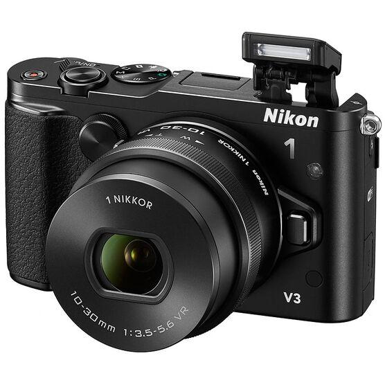 Nikon 1 V3 Body - Black - 34105