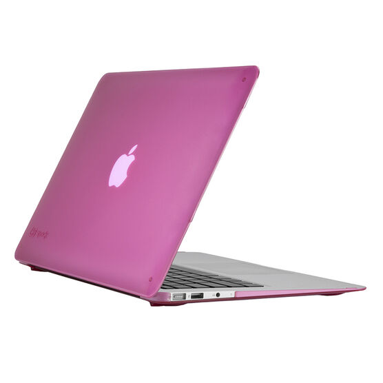 Speck SeeThru Case for MacBook Air 13inch - Hot Lips Pink - SPK-71480-B198