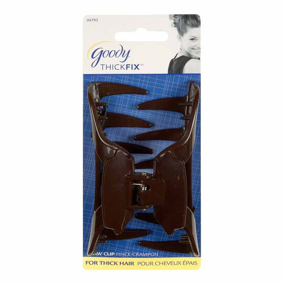 Goody Thickfix Claw Clip - Large - Assorted