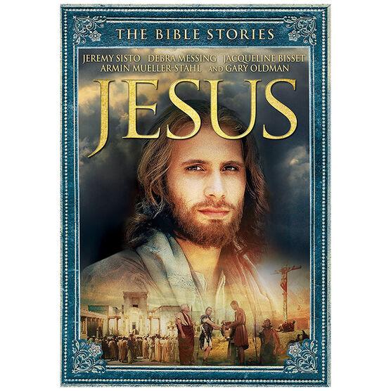 Jesus: The Bible Stories - DVD