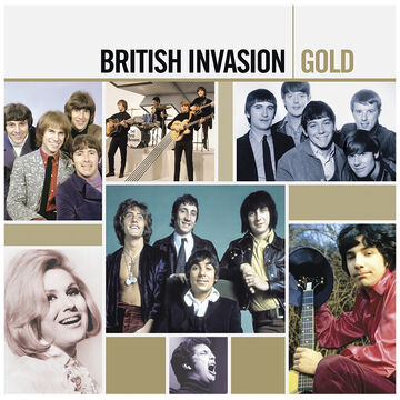British Invasion: Gold - 2 Disc Set