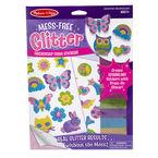 Melissa & Doug Mess-Free Glitter Foam Stickers - Friendship - 9500