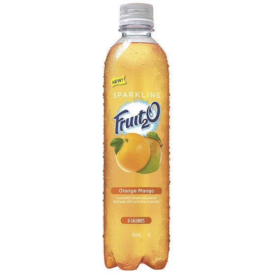 Fruit 2 O Sparkling Tea - Grapefruit - 502ml