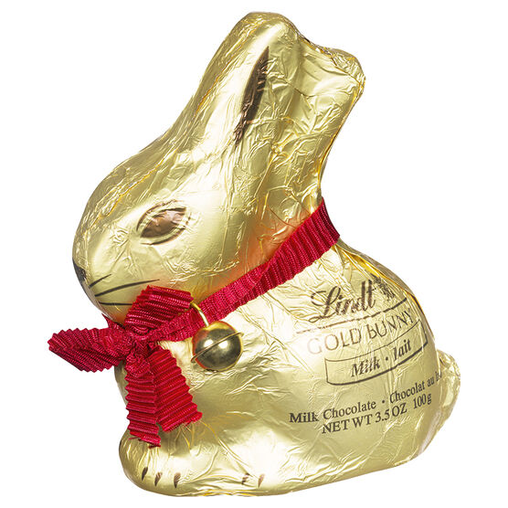 Lindt Gold Bunny - Milk Chocolate - 100g