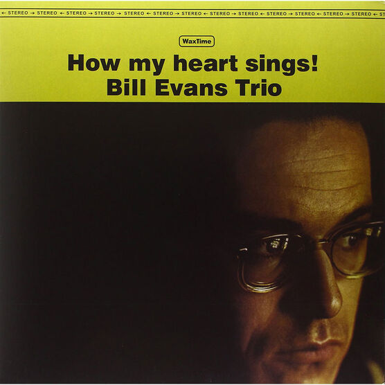 Bill Evans Trio - How My Heart Sings! - Vinyl