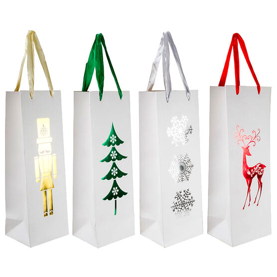 Paper Trendz Bottle Bag - Assorted