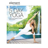 Element: 5 Day Yoga - DVD