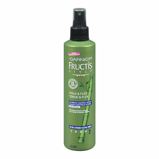 Garnier Fructis Style Hold & Flex Ultimate Control Spray - 250ml