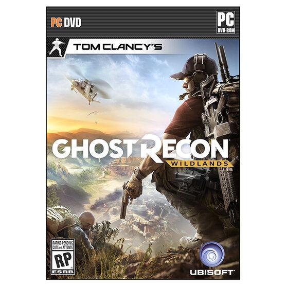PRE-ORDER: PC Tom Clancy's Ghost Recon Wildlands