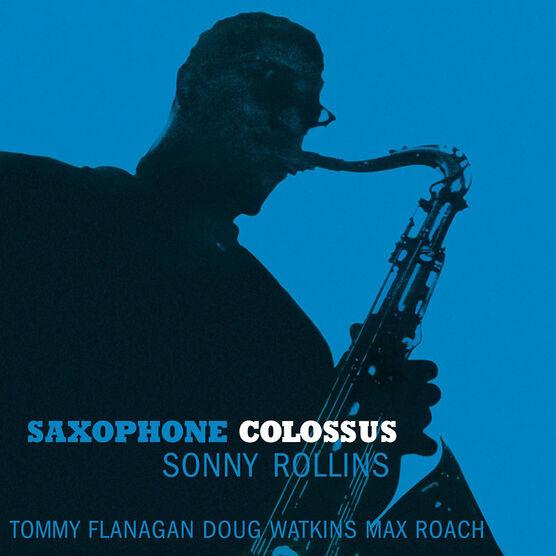 Sonny Rollins - Saxophone Colossus - Vinyl